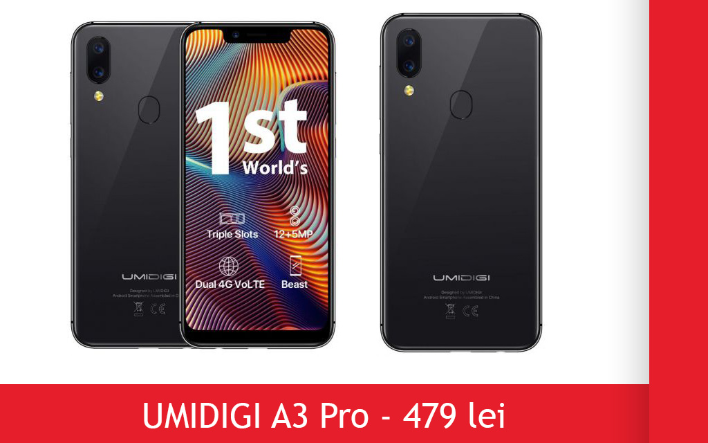 telefoane-ieftine-umidigi-a3-pro