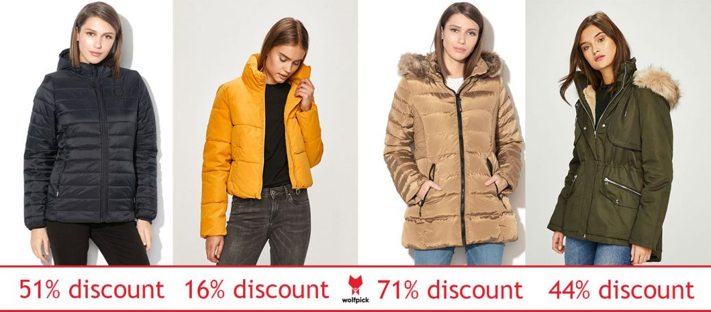 Geaca-discount