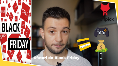 Vlog Black Friday