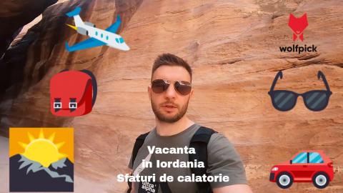 Wolfpick in iordania