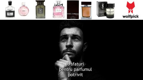 Parfumul potrivit wolfpick