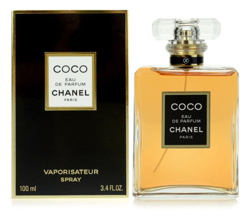 Apa de parfum Coco Chanel