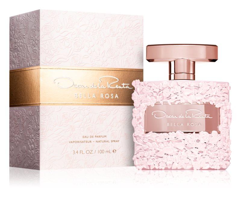 Oscar de la Renta Bella Rossa apa de parfum